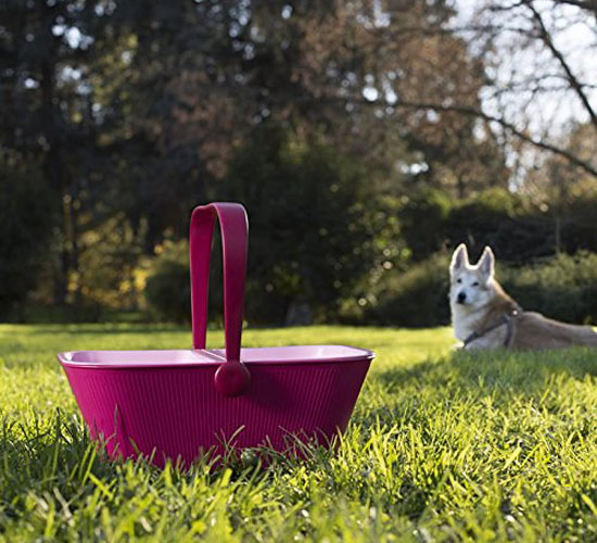 Alessi PetNic Travel Organizer for Pets by Miriam Mirri