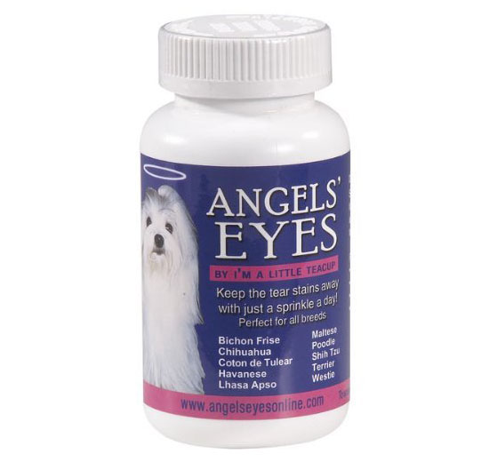 Angels Eyes Tear-Stain Eliminator for Dogs