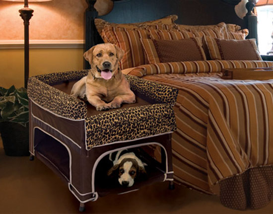 Arm's Reach Co-Sleeper Duplex Pet Bunk Bed