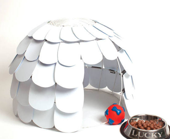 Artichoke Dog House by Sherry Leung