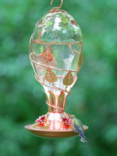 Avant Garden Looking Glass Hummingbird Feeder (8110-3)