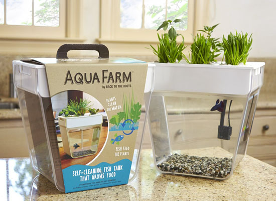 Back to the Roots AquaFarm