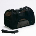 Bergan Comfort Carrier Soft-Sided Pet Carrier Comes With Fleece Travel Bed