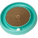 Bergan Turbo Scratcher Cat Toy : Simple Toy Yet Effective To Keep Your Cat's Claws Away From Furniture