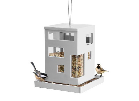 Umbra Bird Cafe Hanging Bird Feeder