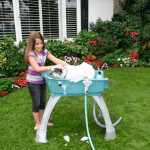 Booster Bath Kit for Dogs - Portable, Lightweight, and Affordable