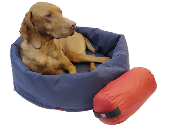 Boulderlite 2-in-1 NobleCamper Travel Dog Bed
