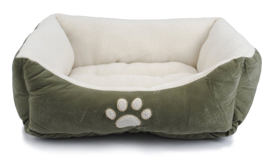 Brinkmann Pet Paw Print Pet Bed