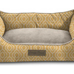 Modern Dog Bed: Comfy Pooch Ultra Soft Pet Bed By Trendy Pet
