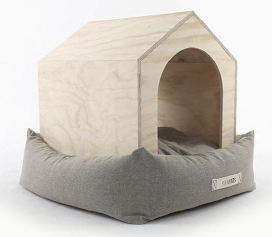 Dog House Set by The Six Hands