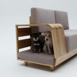 Dog House Sofa by Seungji Mun for M.Pup