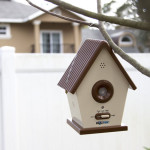 Weatherproof DOGTEK Sonic BirdHouse Bark Control For Both Outdoor and Indoor