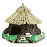 eCotrition Snak Shak Natural Hideaway Is 100% Edible House