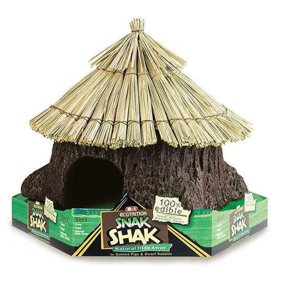 eCotrition Snak Shak Natural Hideaway