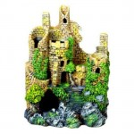Exotic Environments Forgotten Ruins Aquarium Ornament for Your Aquarium