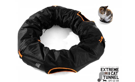 Extreme Cat Tunnel