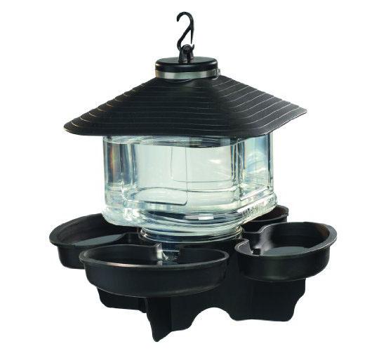 First Nature Lantern Style Bird Bath and Waterer (3039)