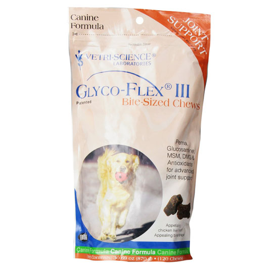 Glyco-Flex III Canine Bite Sized Chews