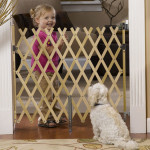 GMI Keepsafe Expansion Gate Contains Your Pet Safely in Certain Area in Your Home