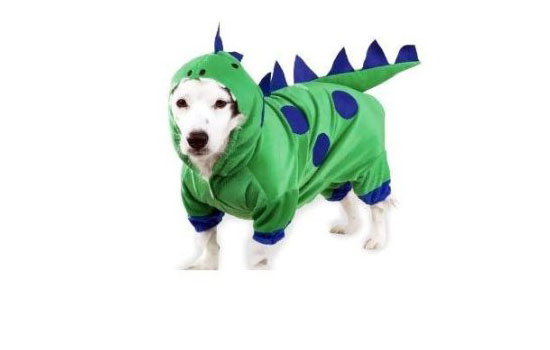 Top 20 Dog Halloween Costumes - Dogzilla Dinosaur Dog Costume