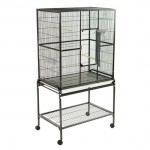 Havana Flight Cage Offers Plenty of Space for Your Small Birds
