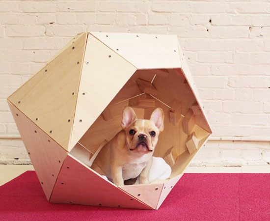 HomeMade Modern EP13 Geometric Dog House