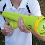 Hyper Pet K-9 Kannon Ball Launcher Fires Tennis Ball in A Cool Way