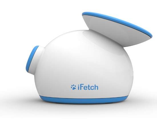iFetch : Automatic Ball Launcher