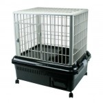 Iris RP-750 Plastic Rabbit Cage : A Cozy and Roomy House for Rabbit
