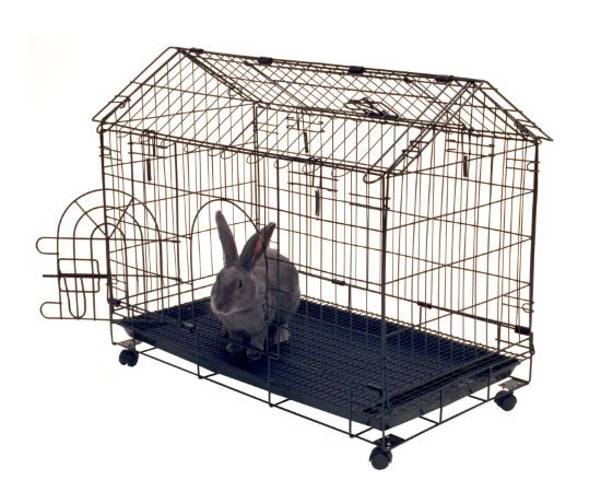 Kennel Aire Frame Bunny House