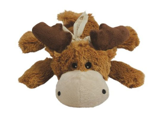 KONG Cozie Marvin the Moose Dog Toy