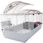 Living World Deluxe Pet Habitat Features Cute Balcony and A Nice Ramp
