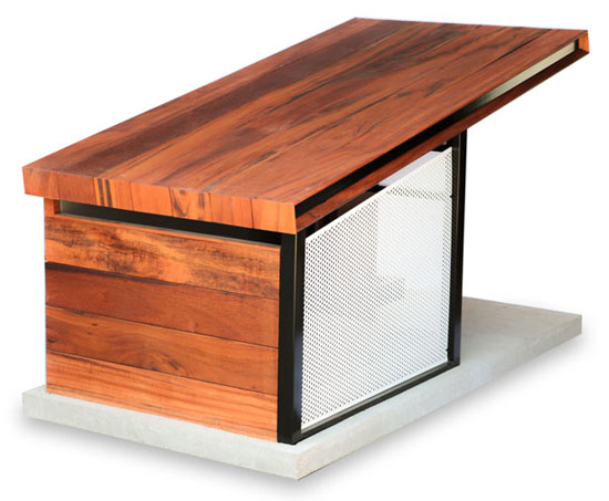 MDK9 Dog Haus : Modern Dog House by RAH:Design