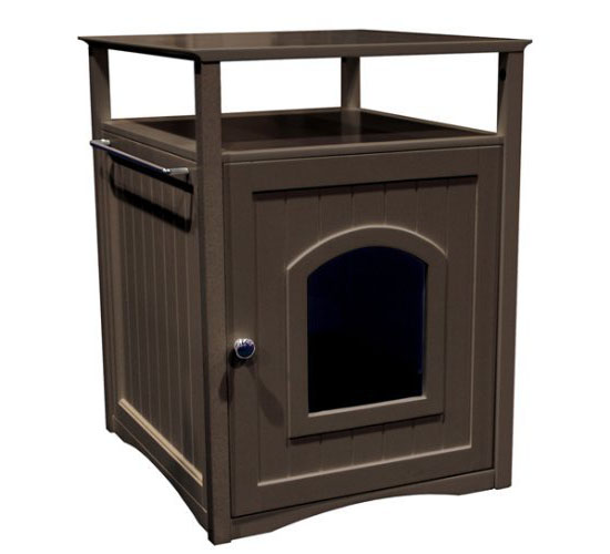 Merry Pet Cat Washroom - Night Stand Pet House
