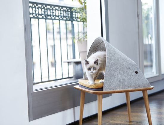Meyou Cat Beds Collection - Cat Bed Furniture