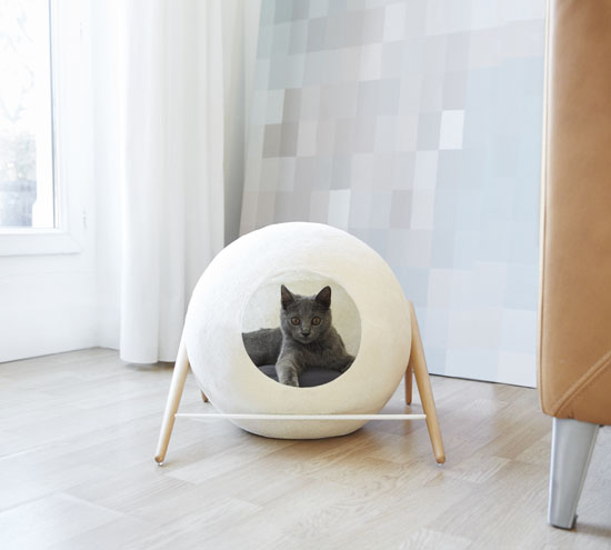 Meyou Cat Beds Collection - Cat Cocoon Furniture