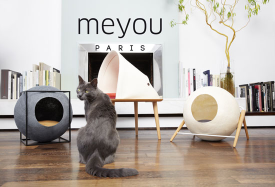 Meyou Cat Beds Collection - Cat Furniture