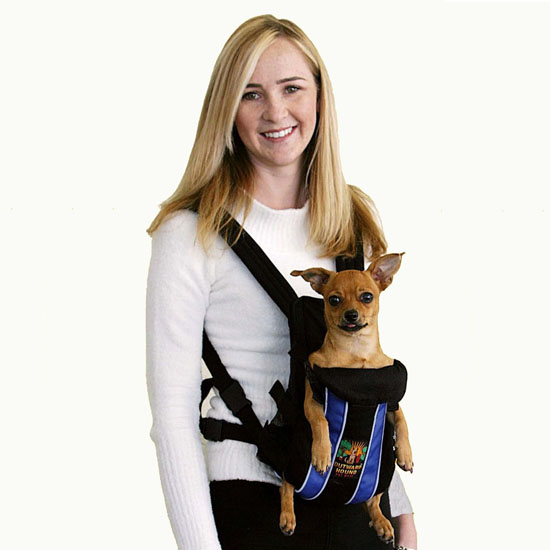 Outward Hound Legs Out Pet Carrier