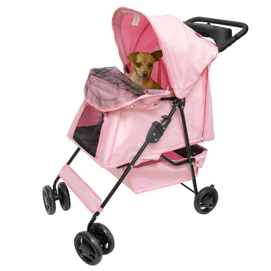 OxGord Pet Stroller for dogs and cats