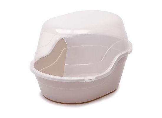 Petco Jumbo Enclosed Litter Box
