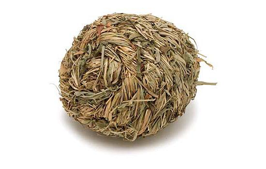 Peter's Woven Grass Play Ball