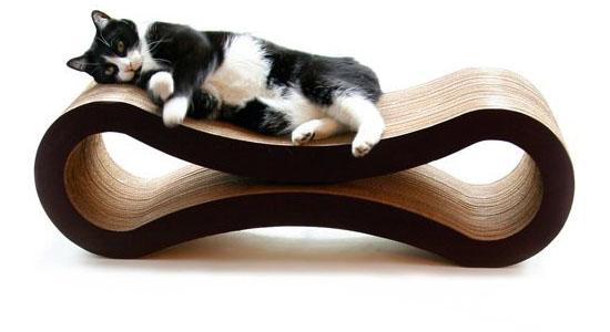 PetFusion Cat Scratcher Lounge