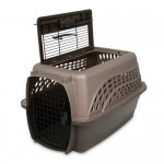 Get Your Cat In and Out Easily with Petmate Two Door Top Load Pet Kennel
