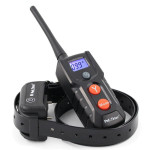 Petrainer Pet916 Safe e-Collar for Dog Training Features 100 Levels of Vibration and Static