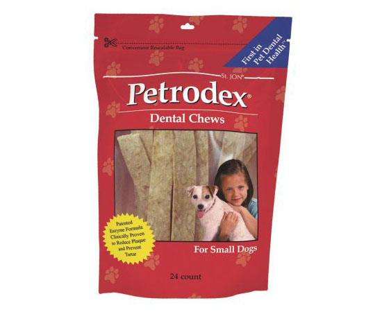 Petrodex Dental Chews for Small Dogs