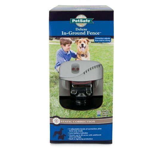 PetSafe Deluxe In-Ground Radio Fence (PRF-304W)