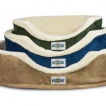 PetSafe Heated Wellness Sleeper Features Therapeutic Warmth and Orthopedic Foam