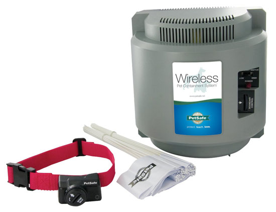 PetSafe Wireless Pet Containment System (PIF-300)