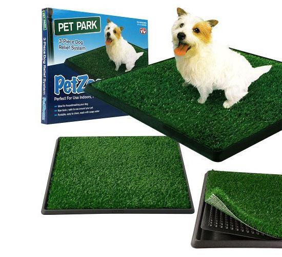 PetZoom Pet Park Indoor Pet Potty