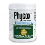 PhyCox Soft Chews Canine Joint Support Provides Enhanced Antioxidant Protection with Omega-3 Fatty Acids